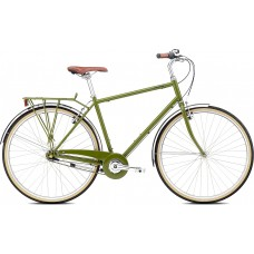 2018 - BREEZER DOWNTOWN 7 - 56 cm - GLOSS OLIVE GREEN