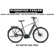 2021 - BESV CT LE STEP OVER 508WH - 55CM - GRÅ