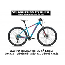 2021 - ORBEA 27 MX 30 - M - BLUE-RED