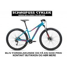 2021 - ORBEA 27 MX 40 ENT - S - BLUE-RED