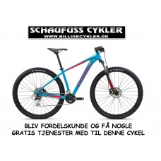 2021 - ORBEA 27 MX 50 - S - BLUE-RED
