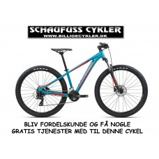 2021 - ORBEA 27 MX DIRT - XS - BLUE-RED