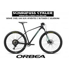2021 - ORBEA 29 ALMA H30 - S - BLACK-GREEN