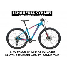 2021 - ORBEA 29 MX 30 - M - BLUE-RED