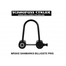 ABUS 5000 PROTECTUS CL RACE KLIKLÅS - SORT