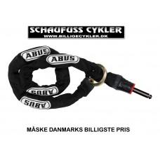 ABUS KÆDE 6MM TIL SHIELD RINGLÅS - 6 X 850MM - SORT