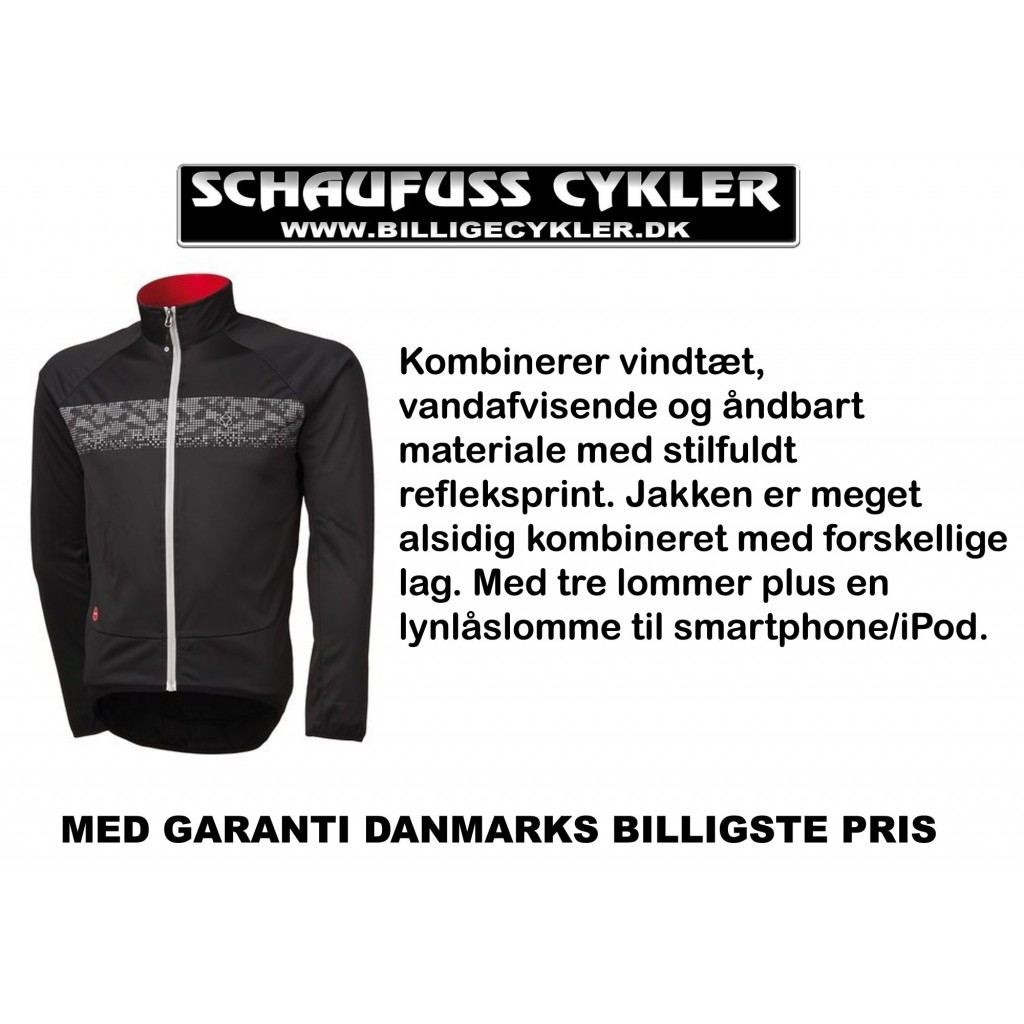 AGU - Nova HIVIS | cycling jacket