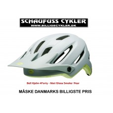 BELL MTB HELMET 4FORTY - M 55-59 - Mat Gloss Smoke-Pear