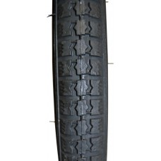 BIKE ATTITUDE DÆK SORT 14×1 3/8×1 5/8 (44-288) - 14