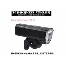 BLACKBURN FORLYGTE DAYBLAZER 1100 - 1100 LUMEN - SORT