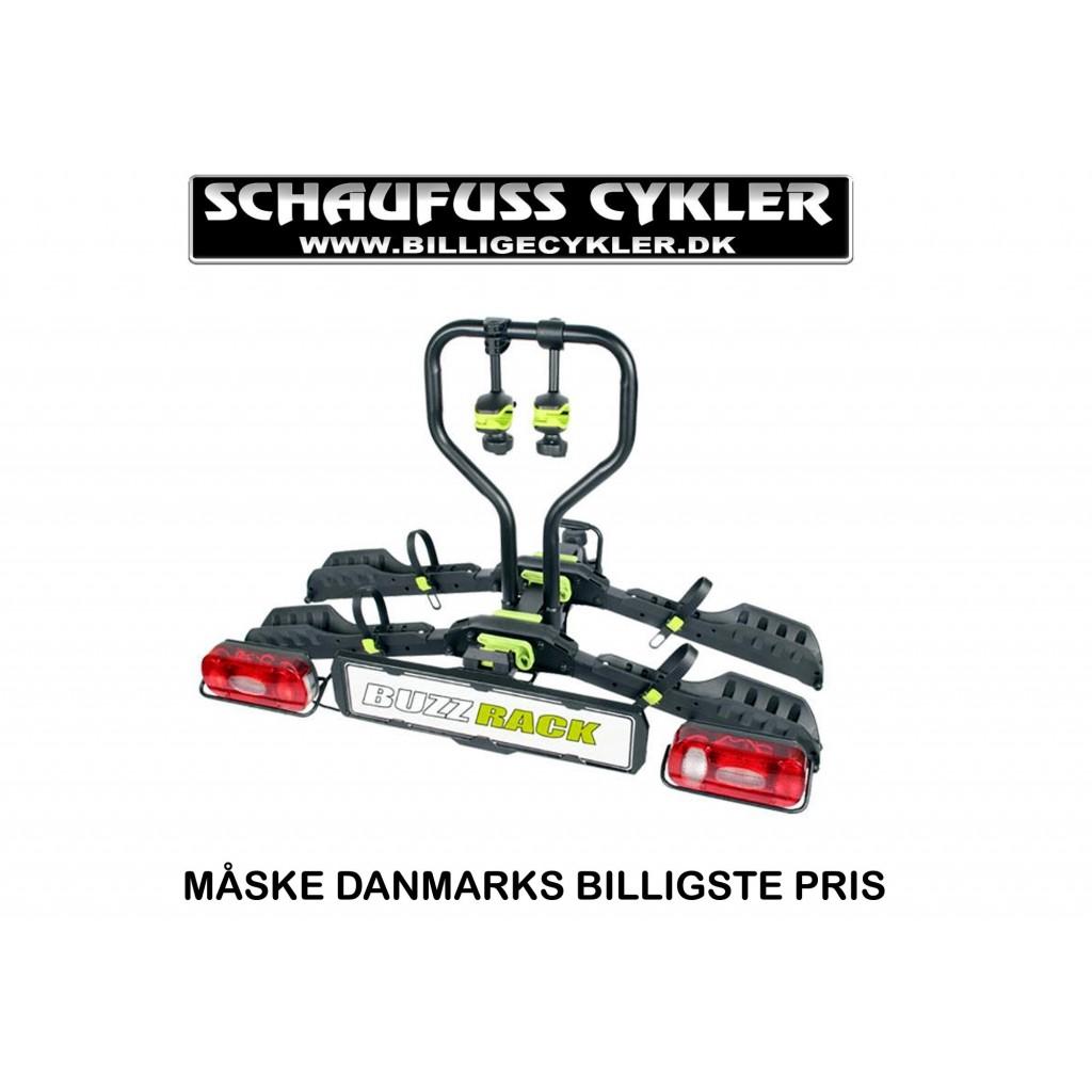 BUZZRACK SCORPION CYKELHOLDER TIL 2 ELCYKLER - TIL 2 CYKLER   cykelholder til bil