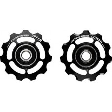 CERAMICSPEED PULLEYHJUL SHIMANO 11 SPEED SORT - 11T