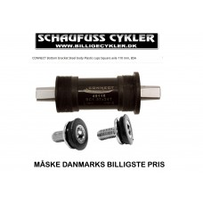 CONNECT KRANKBOKS FIRKANT AKSEL 111MM - 111MM