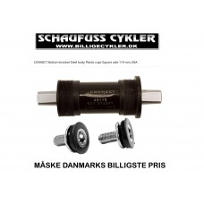 CONNECT KRANKBOKS FIRKANT AKSEL 119MM - 119MM