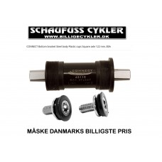 CONNECT KRANKBOKS FIRKANT AKSEL 122MM - 122MM