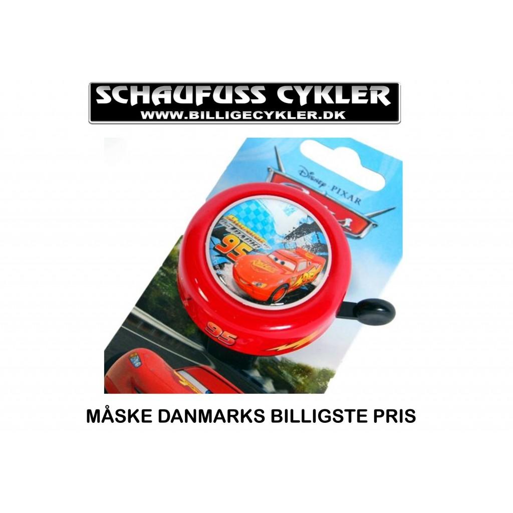 DISNEY PIXAR CARS RINGEKLOKKE | cykelringeklokke