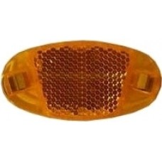 EGERREFLEKS ORANGE 2 STK.