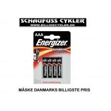 ENERGIZER ALKALINE POWER AAA / E92 (4 STK)