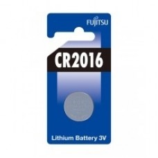 FUJITSU CR2016 3V LITHIUM BATTERI