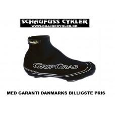 GRIPGRAB RACETHERMO SKO OVERTRÆK SMALL - S - SORT