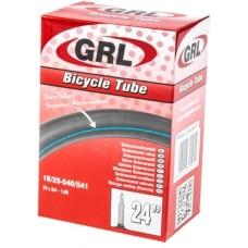 GRL SLANGE 700x20-25 FV 48 mm 4 STK. VEJL 239,80 - 700C