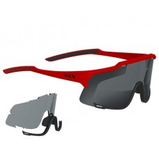 KLS DICE BRILLE SHINY RED - RED