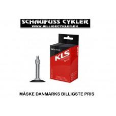 KLS SLANGE 700C X 35-43 DV 40MM - 700C X 35-43 DV 40MM - SORT