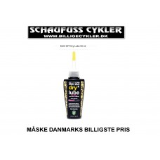 MUC-OFF DRY LUBE TØR OLIE - 50ML