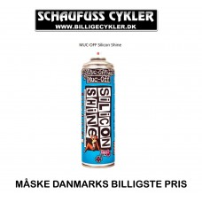 MUC-OFF SILICON SHINE SILIKONESPRAY 500 ml