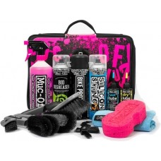 MUC-OFF ULTIMATE VALET KIT RENGØRINGSSÆT