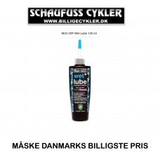 MUC-OFF WET LUBE PTFE VÅD OLIE 120 ml