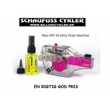 MUC-OFF X-3 DIRTY CHAIN MACHINE KÆDERENSER