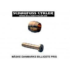 OLIV OG STIFT TIL HYDRAULIK BREMSESLANGE SM-BH59 - KOBBER