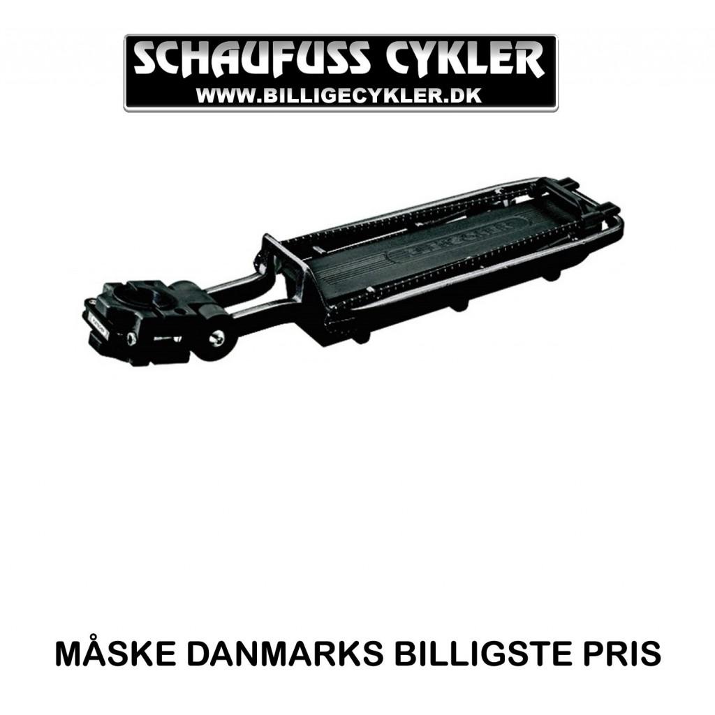 PLETSCHER ORION BAGAGEBÆRER TIL SADELPIND - SORT | bagagebærer