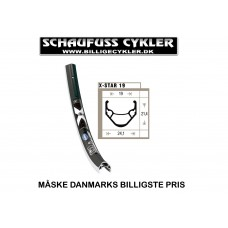 RIGIDA 27,5'' MTB FÆLG SORT