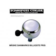 RINGEKLOKKE DING DONG - 55MM - CHROME