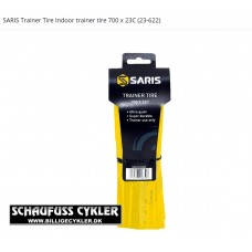 SARIS Trainer Tire Indoor trainer tire 700 x 23C - 700 X 23C - GUL