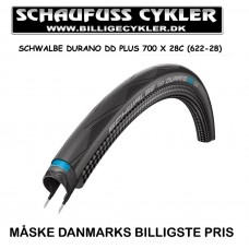 SCHWALBE DURANO PLUS FOLDEDÆK 700 X 28C (28-622)