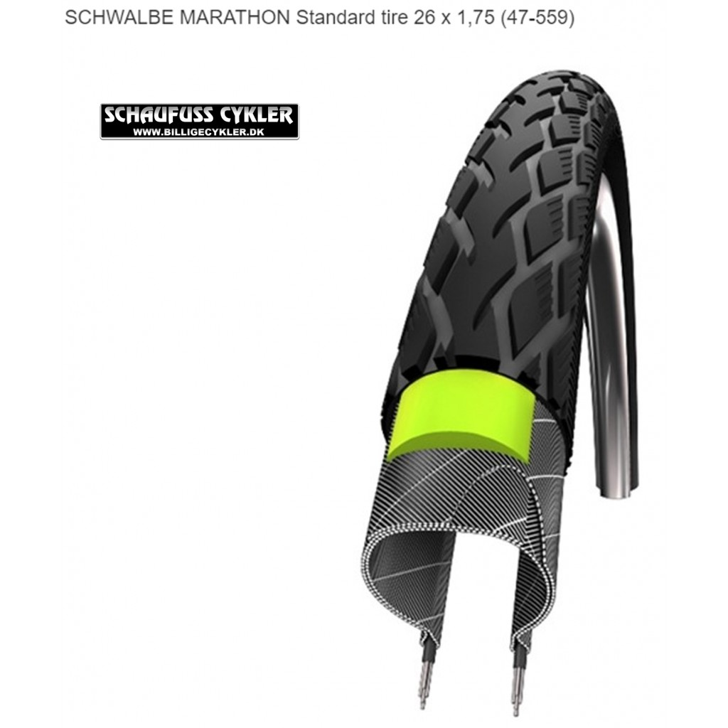 Schwalbe - Marathon | cykeldæk