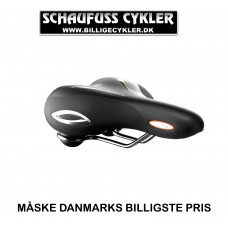 SELLE ROYAL LOOKIN GEL RELAXED - 90* RELAXED - SORT