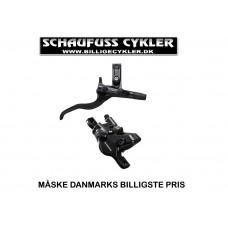 SHIMANO HYDRAULISK SKIVEBREMSESÆT BAG BR-MT410 - 1700MM - SORT