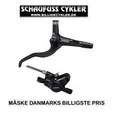 SHIMANO MT400 HYDRAULISK SKIVEBREMSESÆT BAG - 1700MM - SORT
