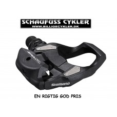 SHIMANO PEDALER SPD-SL PD-RS500 - BLACK