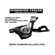 SKIFTEGREBSSÆT SLX M7000 2/3X10 SPEED I-SPEC-II