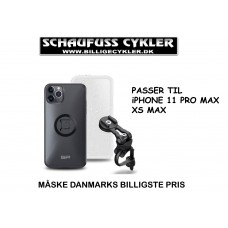 SP CONNECT HOLDER TIL iPHONE 11 PRO MAX / XS MAX - IPHONE 11 PRO MAX - SORT