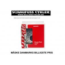 SRAM POWER PACK PC830-PG830 11-32T 8 SPEED - 8 SPEED 11-32 - SØLV