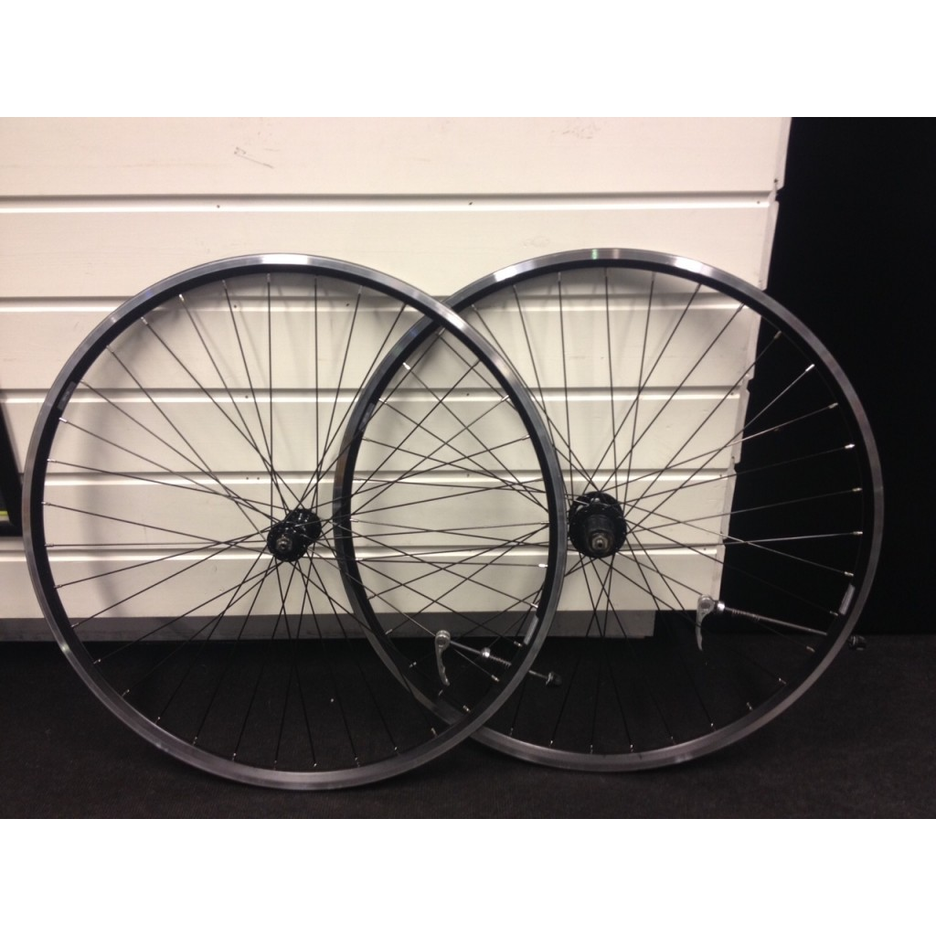STORM BAGHJUL CONNECT C7 QR 11SP - 700C - SORT | cykelhjul