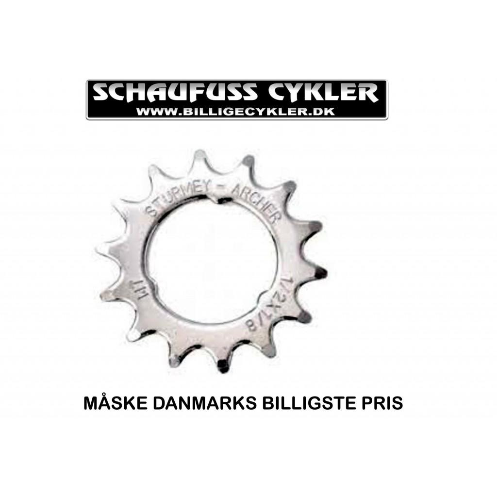 STURMEY ARCHER KÆDEHJUL 14T FLAT   cykelklinge