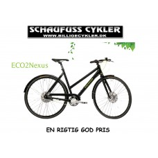 TIMELESS ECO2NEXUS LADY - 54 cm - BLACK