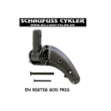 WINTHER DOLPHIN STANDARDKOBLING - SORT